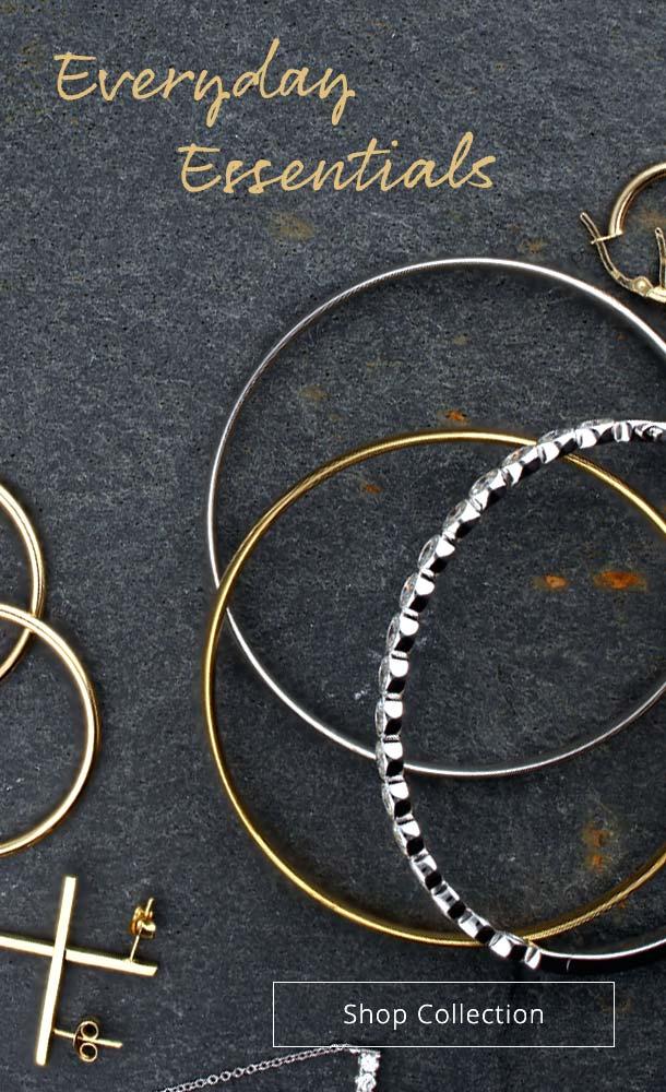 Everyday Gold Jewelry