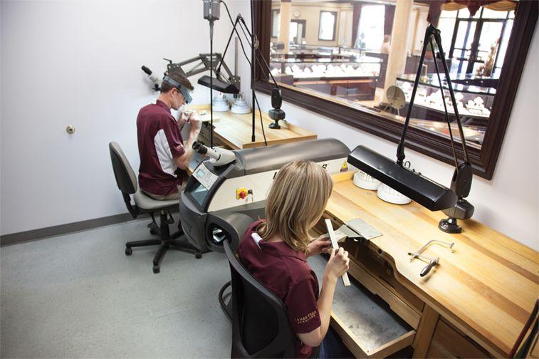 James Free Jewelers Repair Center