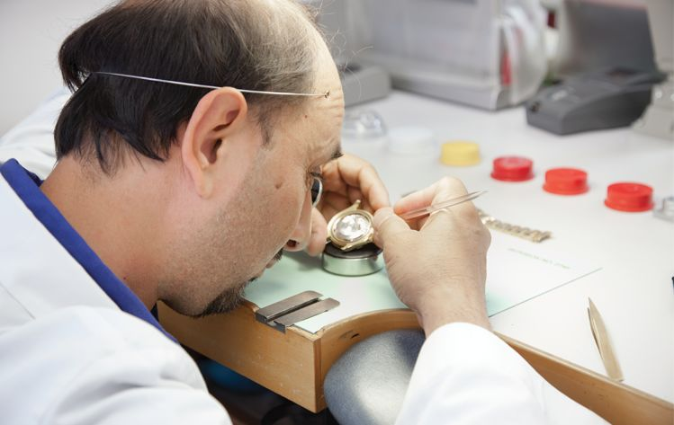 Watch Repair Technician